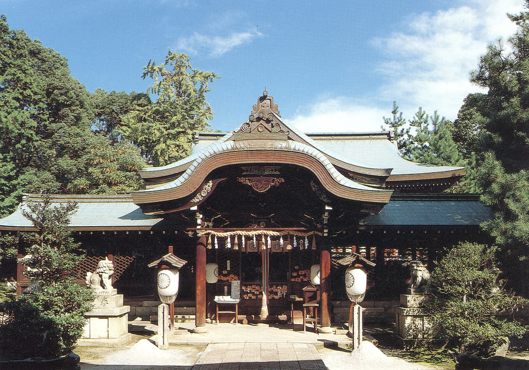 御靈神社 上御霊神社での挙式案内 | 神社結婚式プロデュース 京鐘