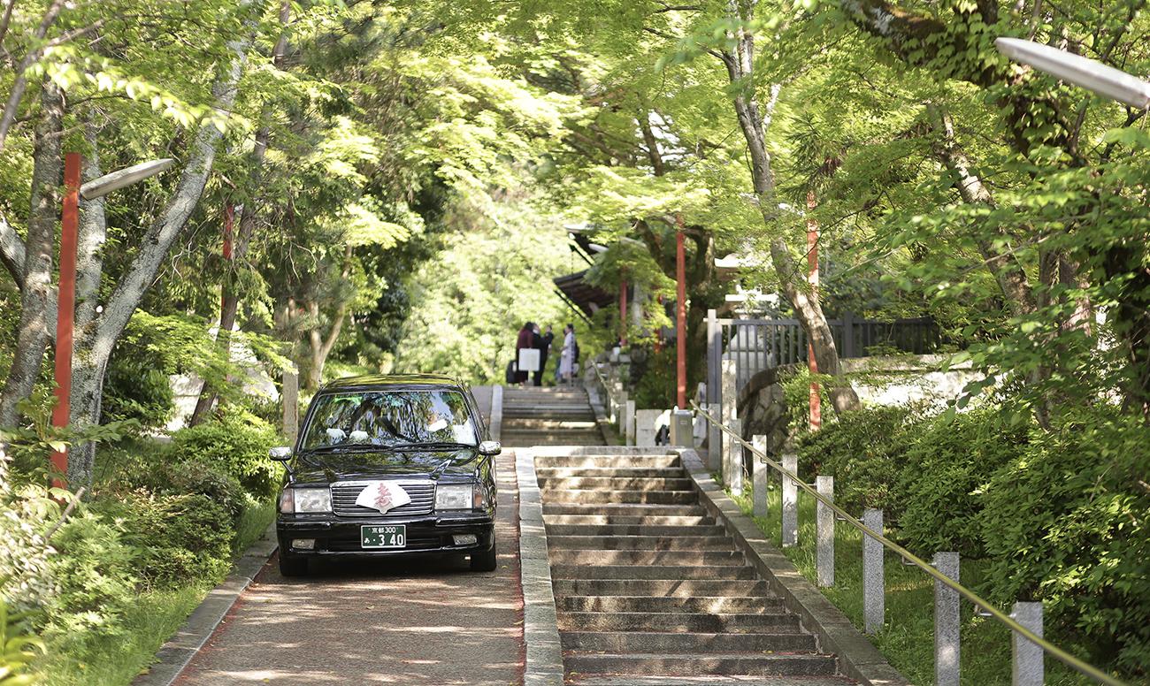 粟田神社での挙式案内 | 神社結婚式プロデュース 京鐘