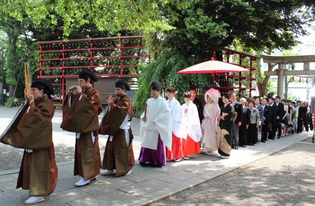 居木神社での挙式案内   神社結婚式プロデュース 京鐘