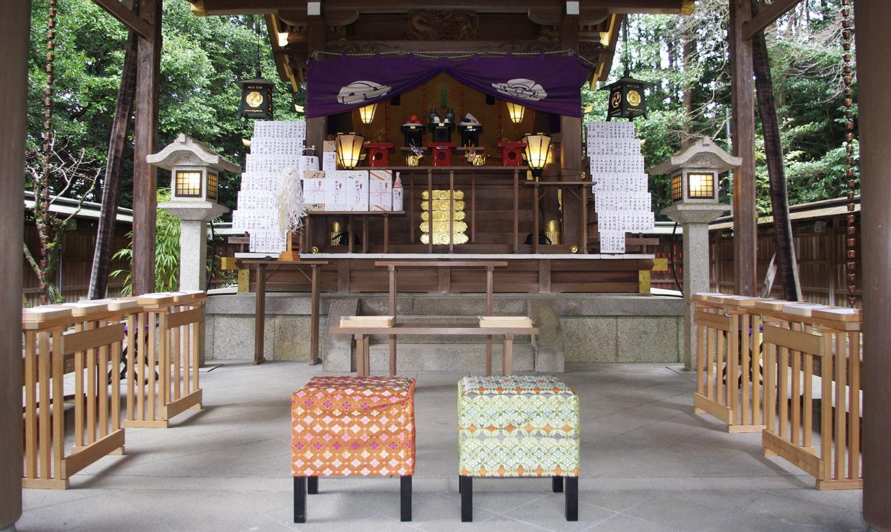 八大神社での挙式案内   神社結婚式プロデュース 京鐘
