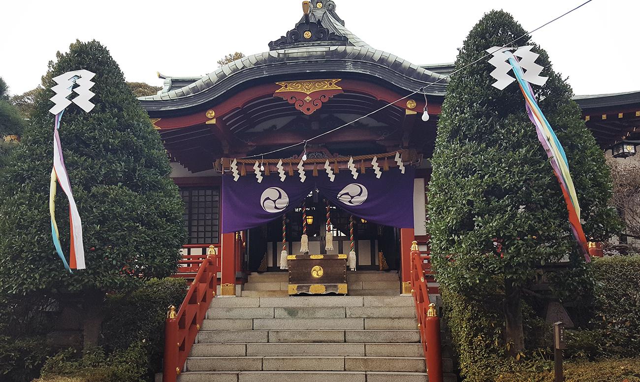 東大島神社での挙式案内 | 神社結婚式プロデュース 京鐘