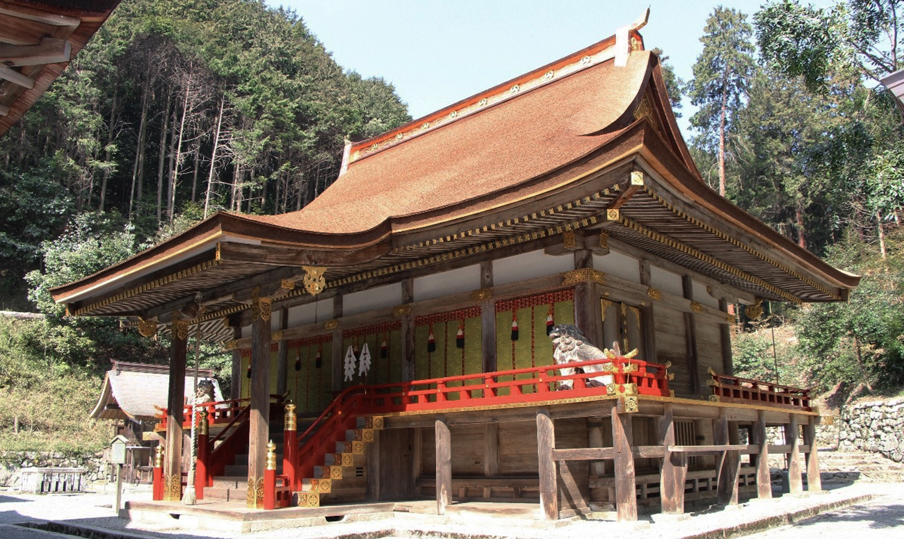 山王総本宮 日吉大社での挙式案内 | 神社結婚式プロデュース 京鐘