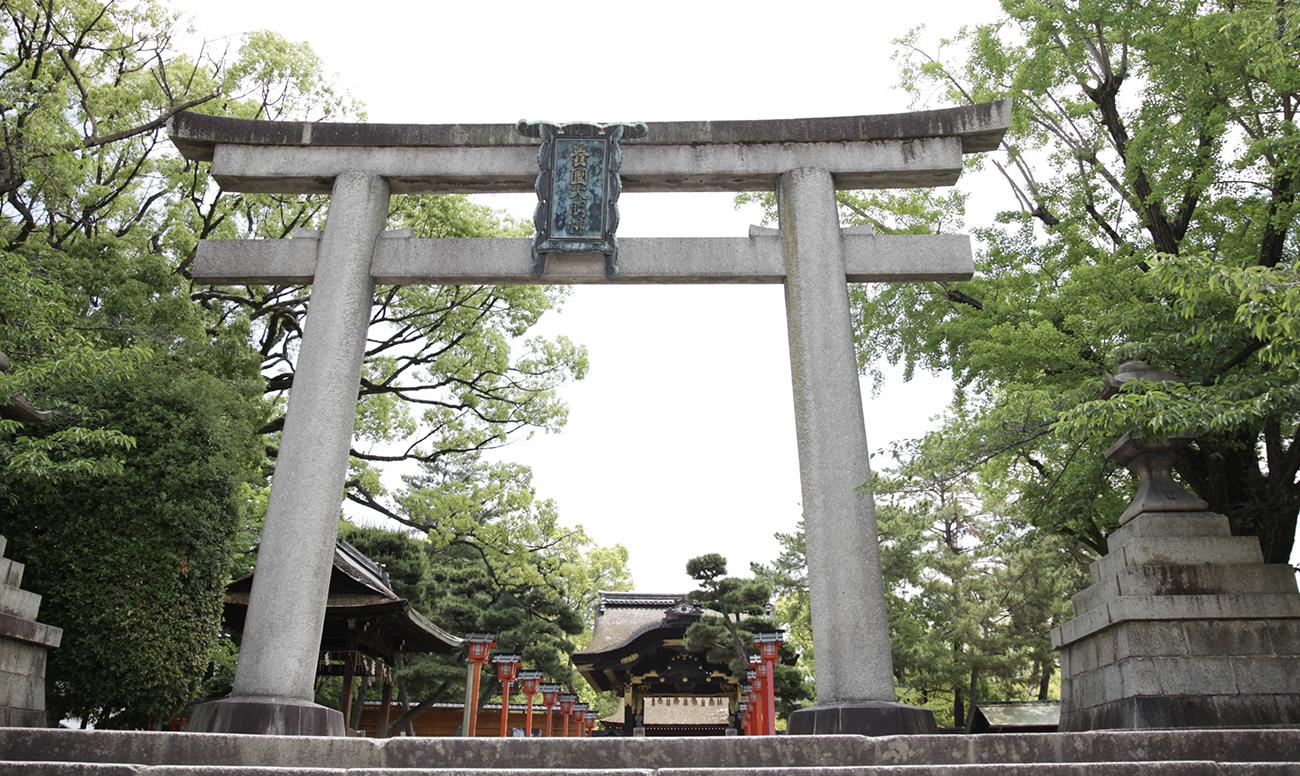 豊国神社での挙式案内 | 神社結婚式プロデュース 京鐘