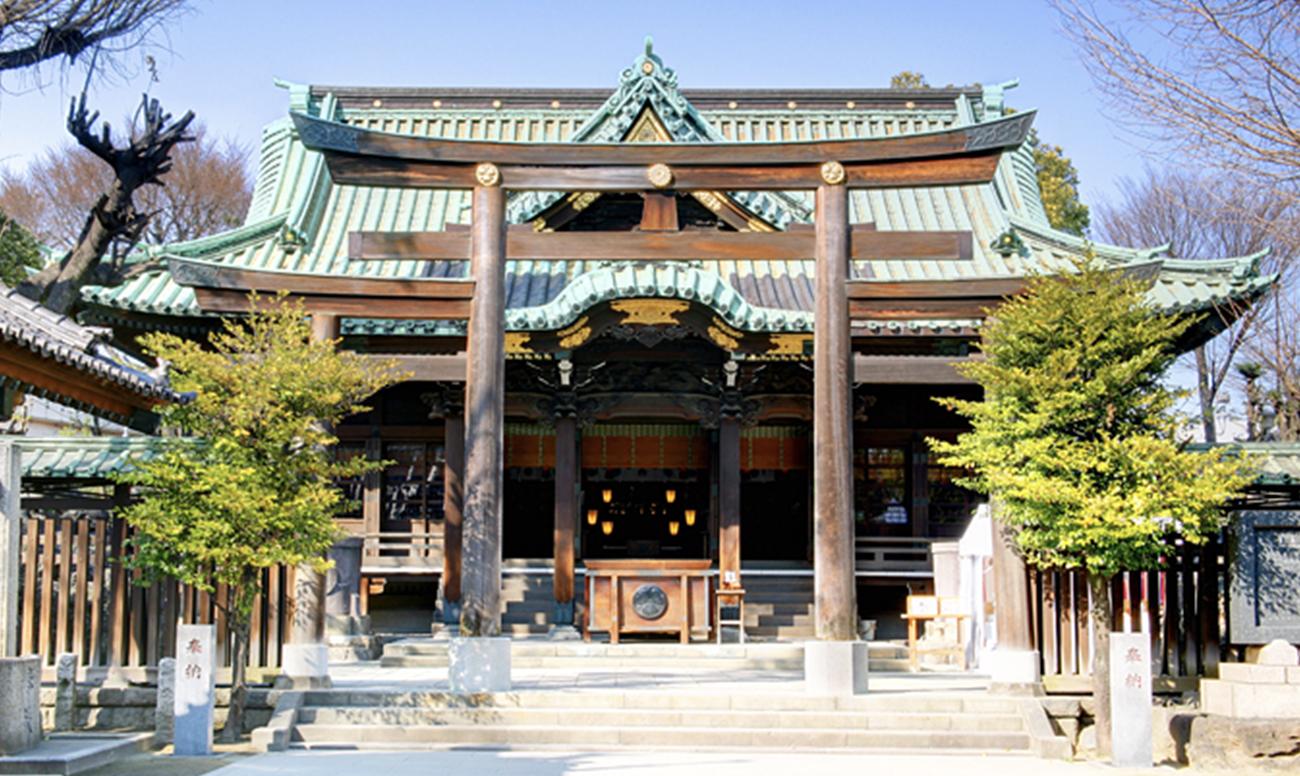 牛嶋神社での挙式案内   神社結婚式プロデュース 京鐘