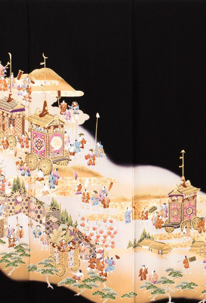 洛中祇園祭文