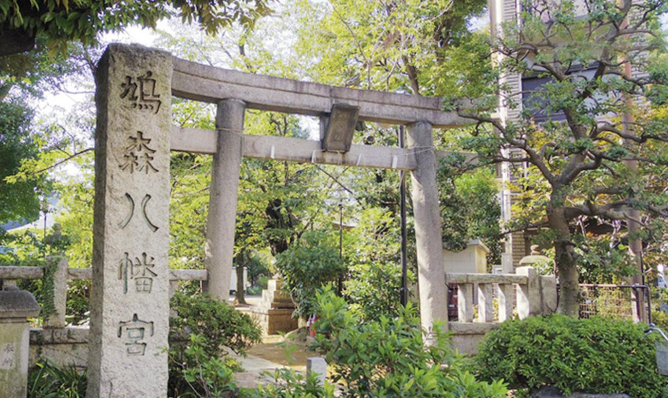 鳩森八幡神社での挙式案内 | 神社結婚式プロデュース 京鐘