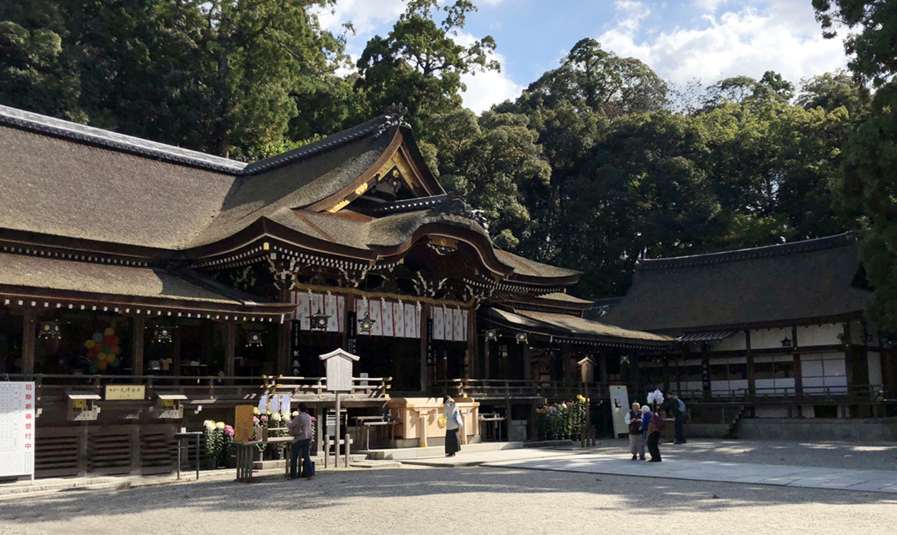 大神神社での挙式案内 | 神社結婚式プロデュース 京鐘