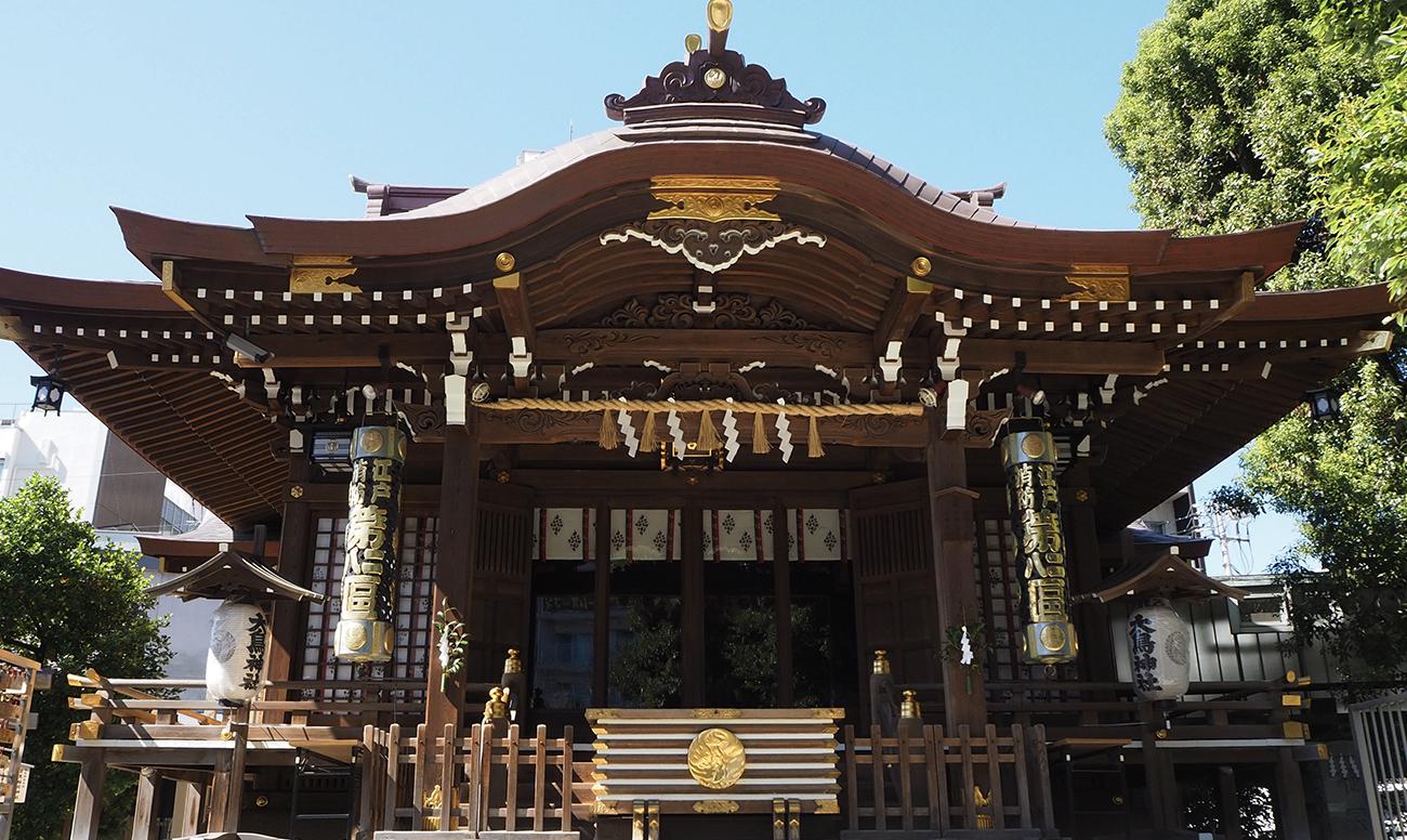 大鳥神社での挙式案内   神社結婚式プロデュース 京鐘