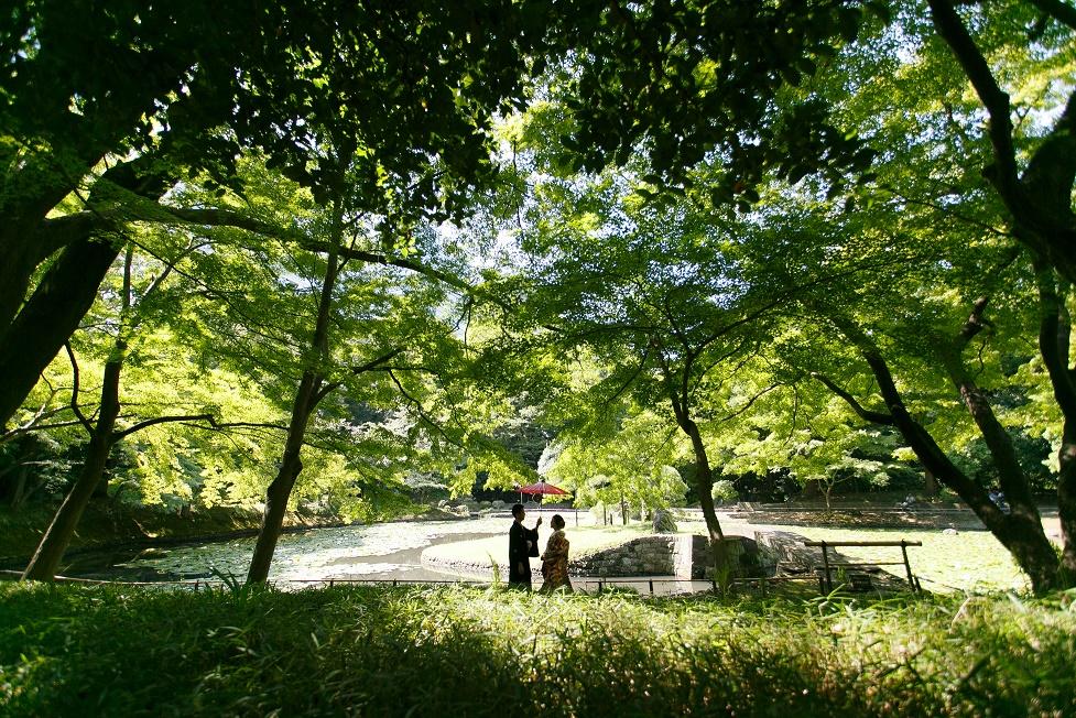 小石川後楽園【東京】