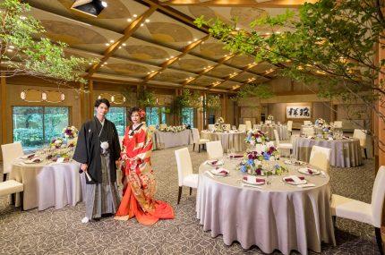 【1/19限定】料亭 有栖川清水で和装試着&婚礼メニュー試食フェア開催!