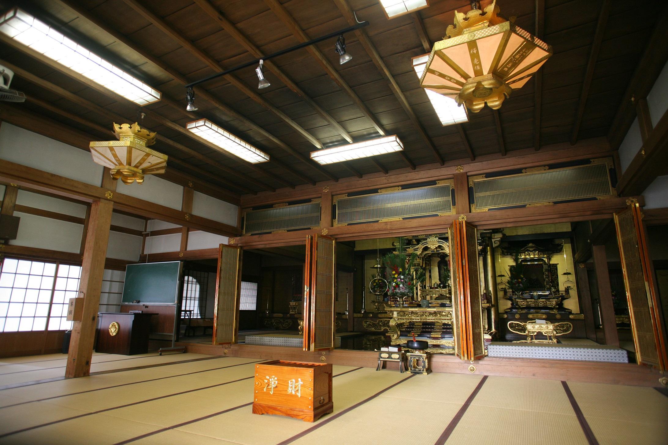 岡崎別院での挙式案内   結婚式プロデュース 京鐘