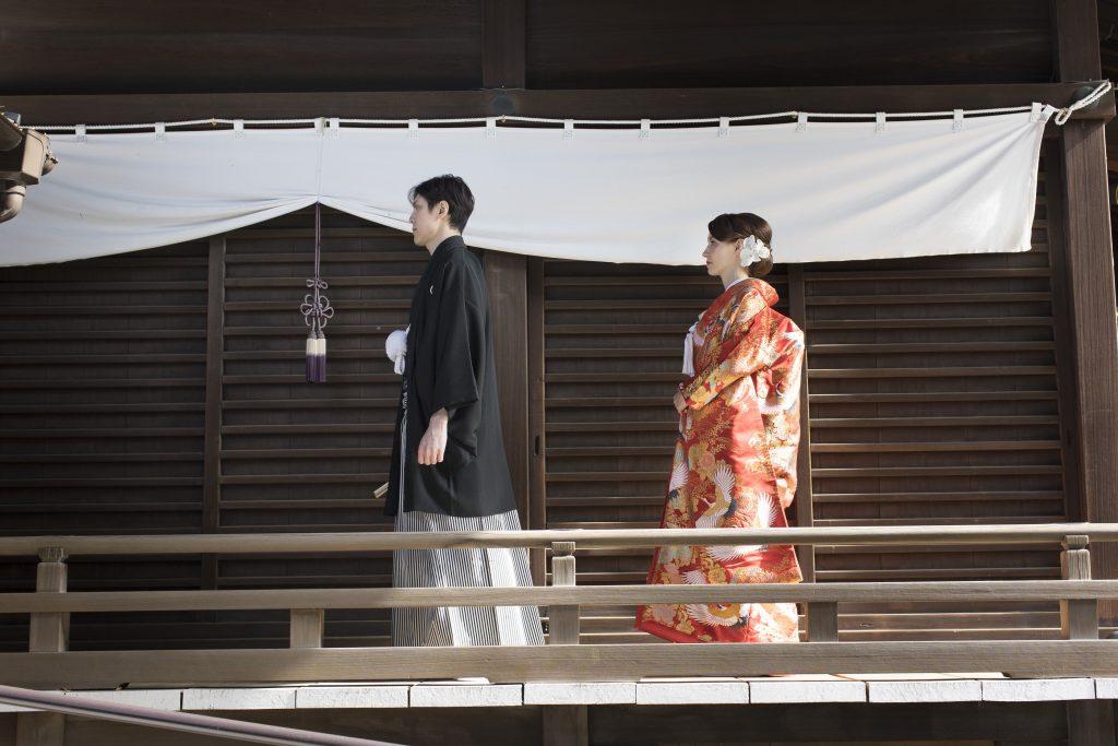 七社神社結婚式2