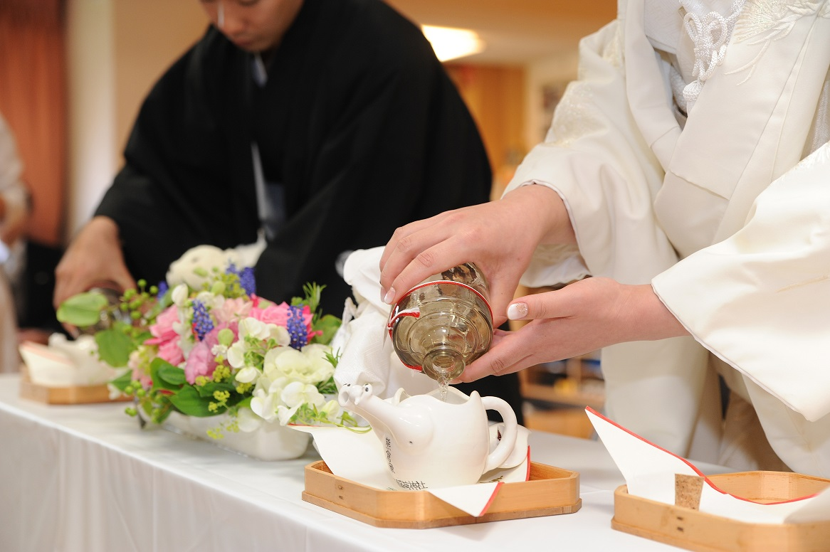 池尻稲荷神社での挙式案内 | 神社結婚式プロデュース 京鐘