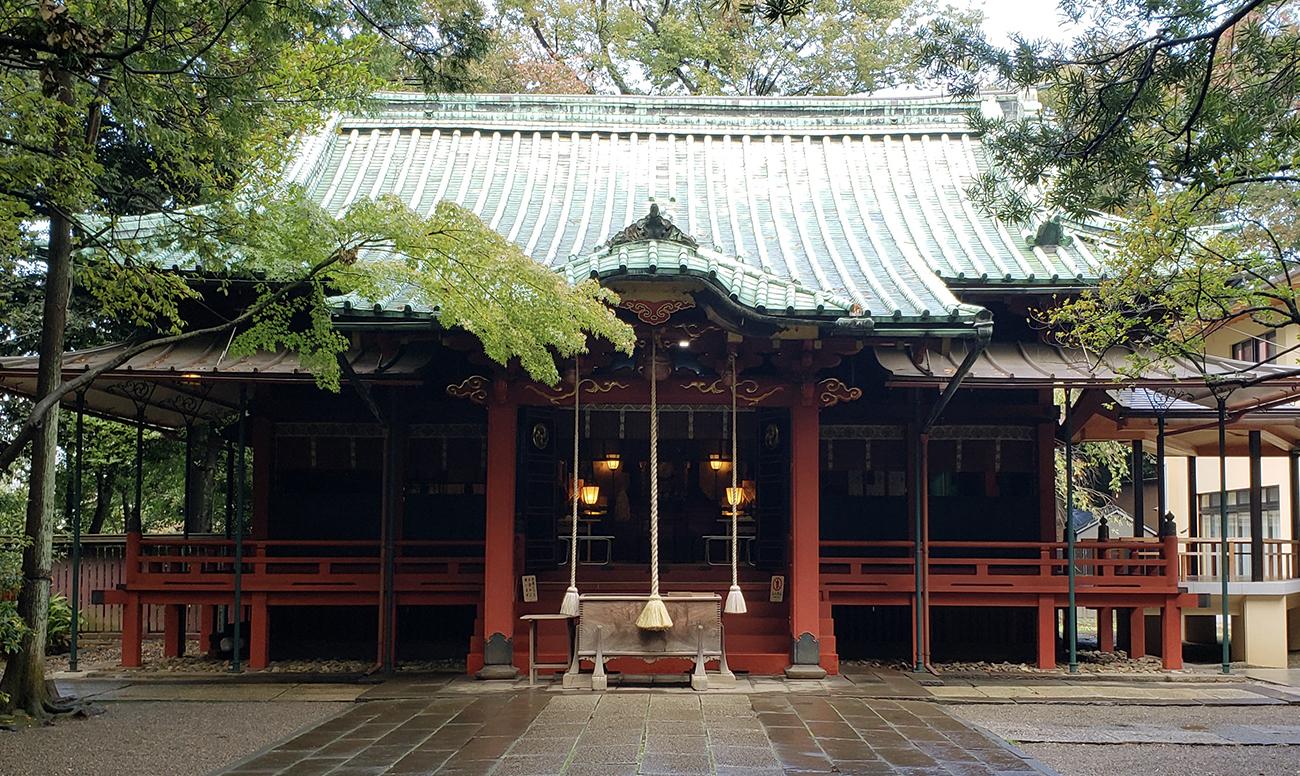 赤坂氷川神社での挙式案内 | 神社結婚式プロデュース 京鐘