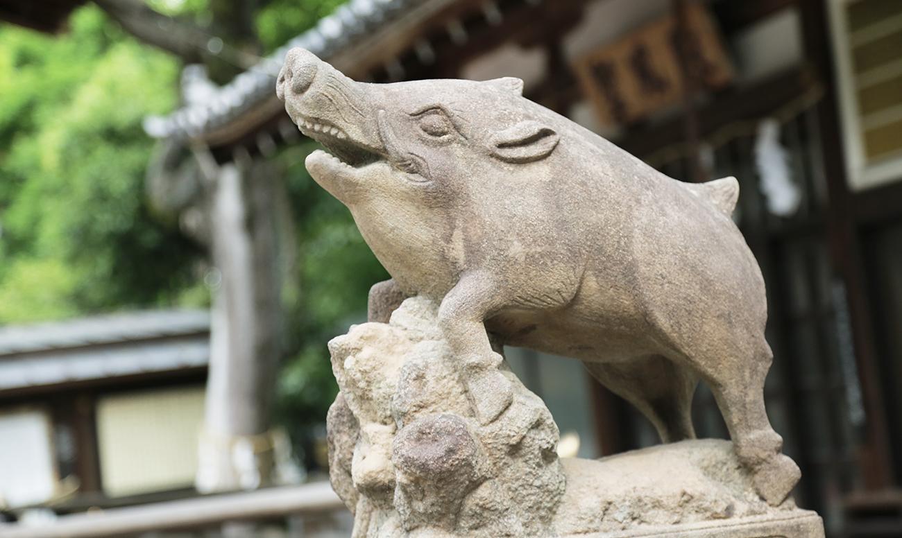 護王神社での挙式案内 | 神社結婚式プロデュース 京鐘
