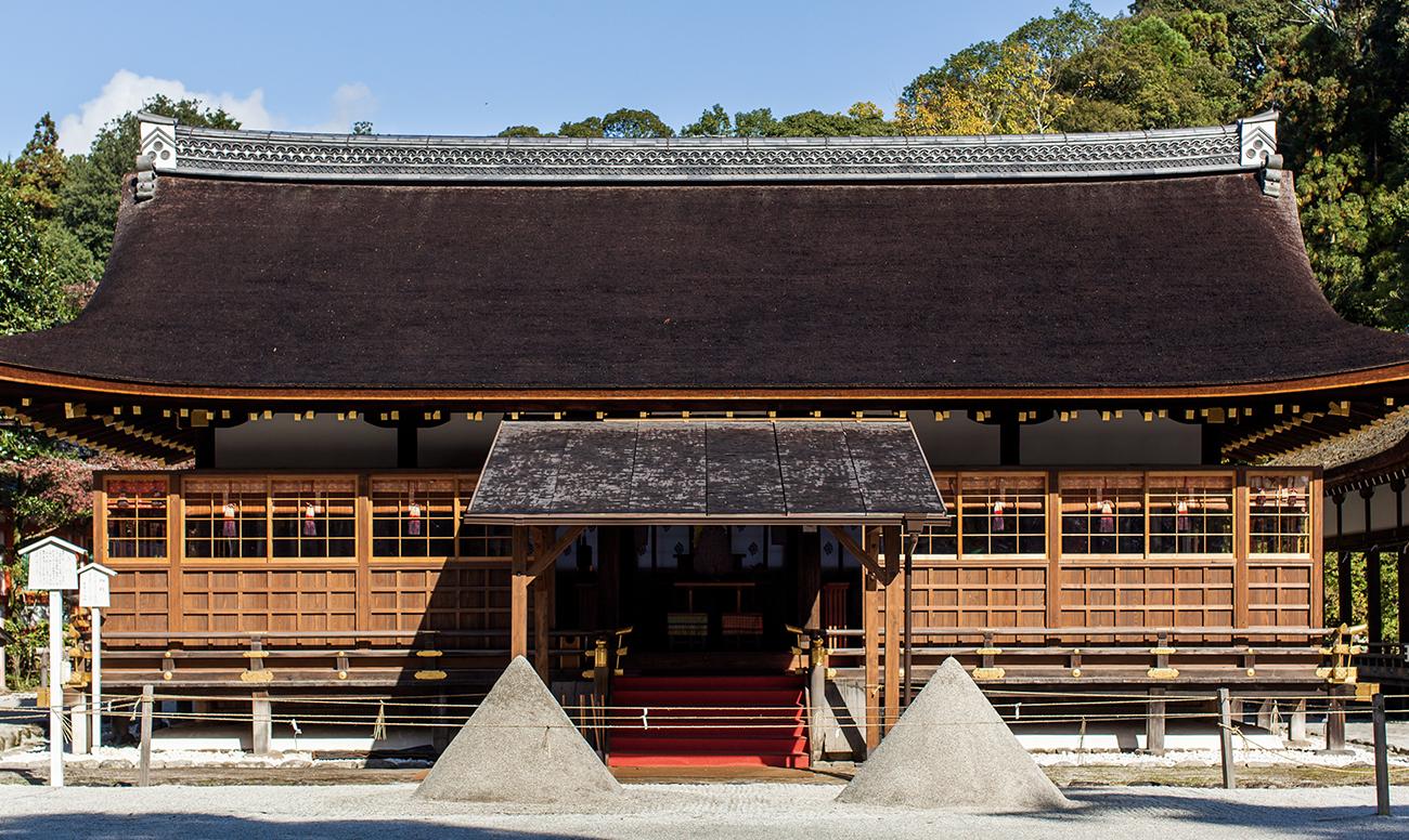 上賀茂神社(賀茂別雷神社)での挙式案内 | 神社結婚式プロデュース 京鐘