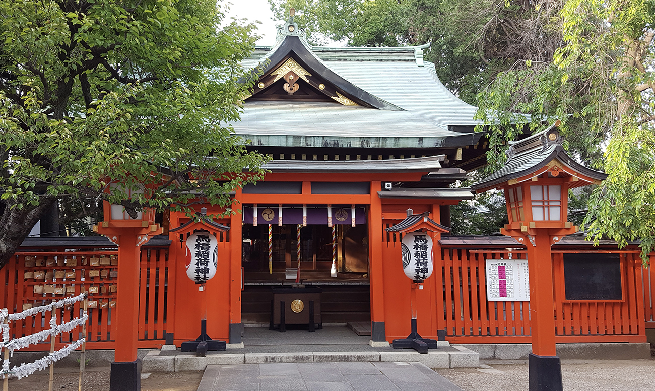 馬橋稲荷神社での挙式案内   神社結婚式プロデュース 京鐘