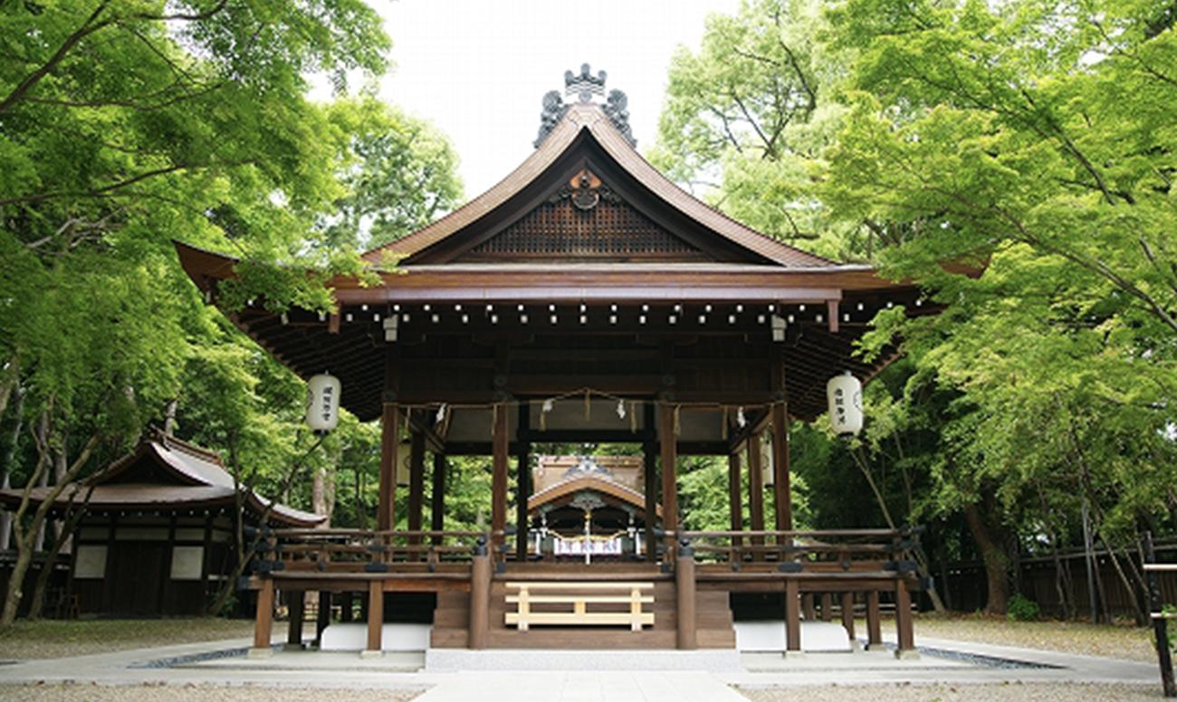 梨木神社での挙式案内   神社結婚式プロデュース 京鐘