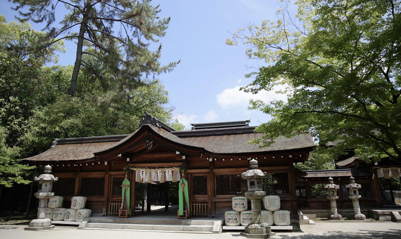 豊国神社での挙式案内   神社結婚式プロデュース 京鐘