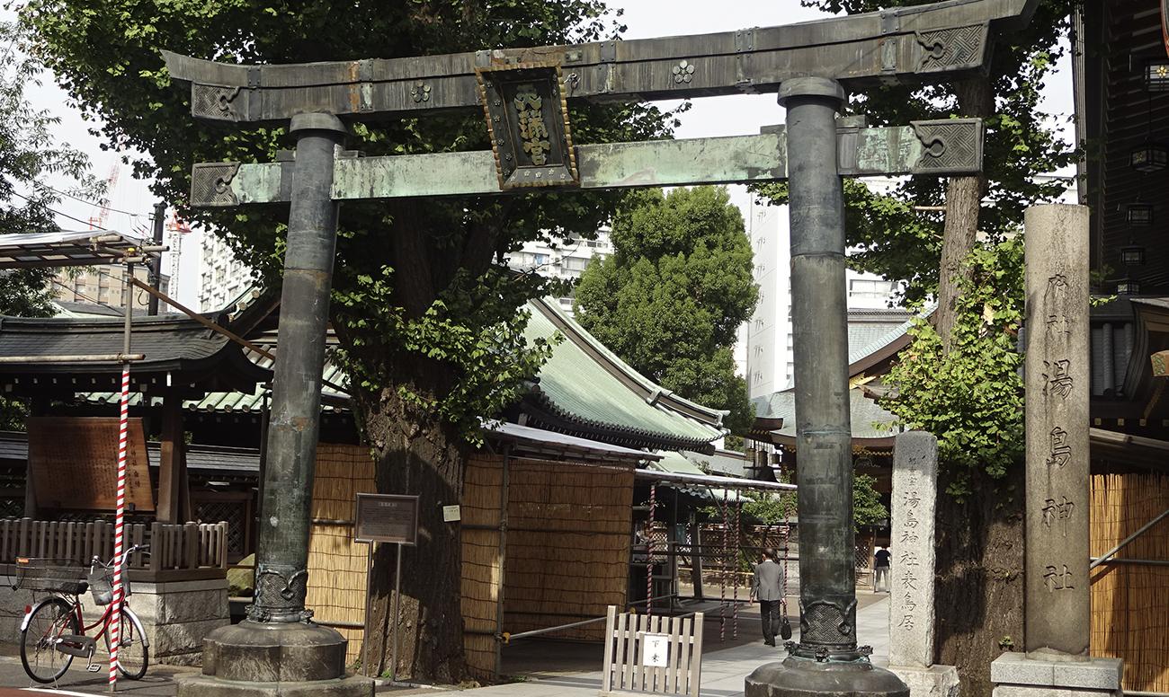 湯島天満宮での挙式案内 | 神社結婚式プロデュース 京鐘