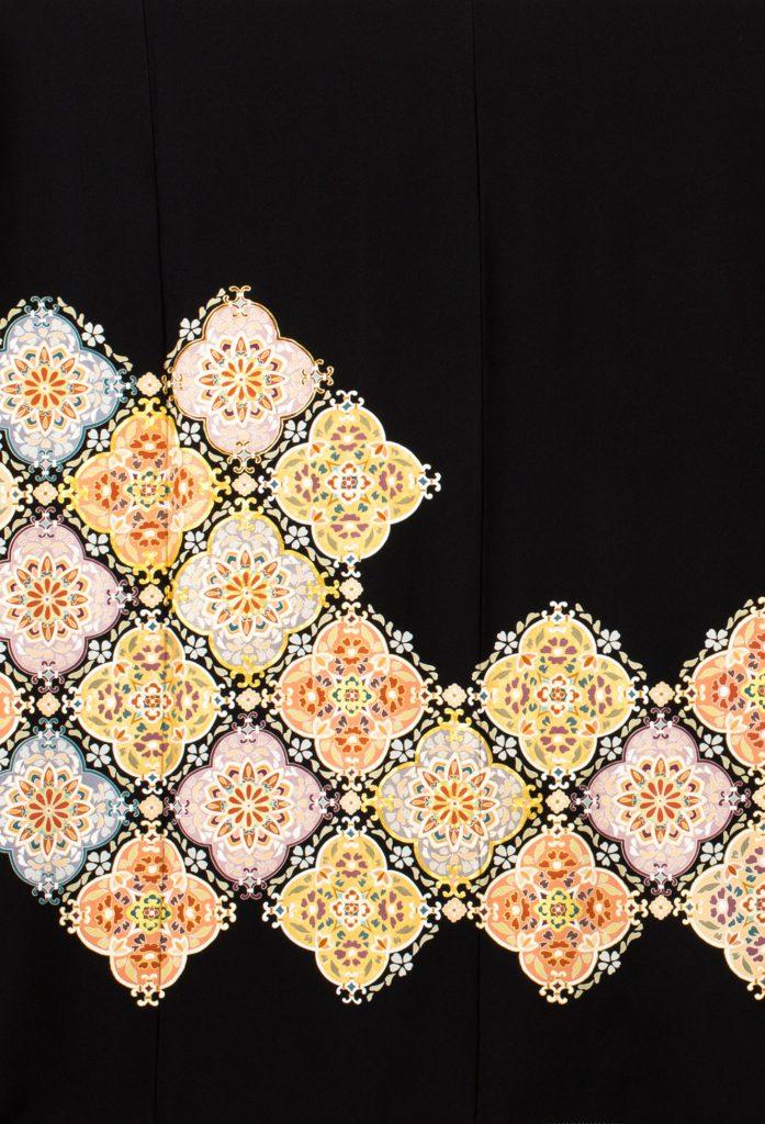 モダンアーチ鏡紋