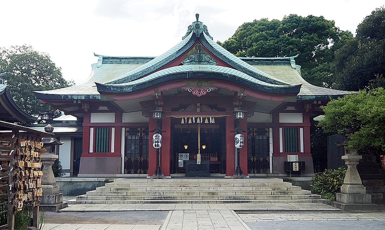 品川神社での挙式案内   神社結婚式プロデュース 京鐘