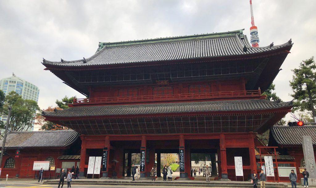 浄土宗大本山 増上寺
