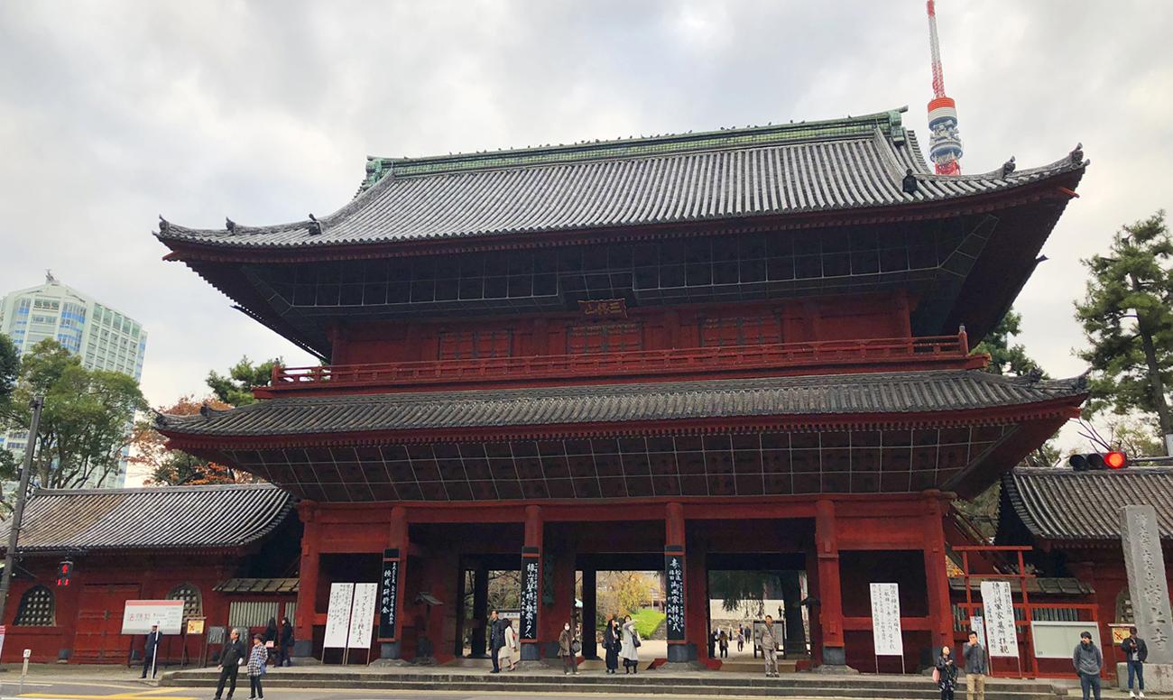 浄土宗大本山 増上寺での挙式案内 | 結婚式プロデュース 京鐘