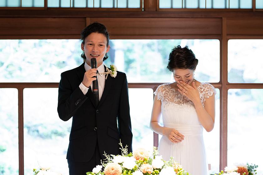 【想い出結婚式ご利用】T.B様・A.I様