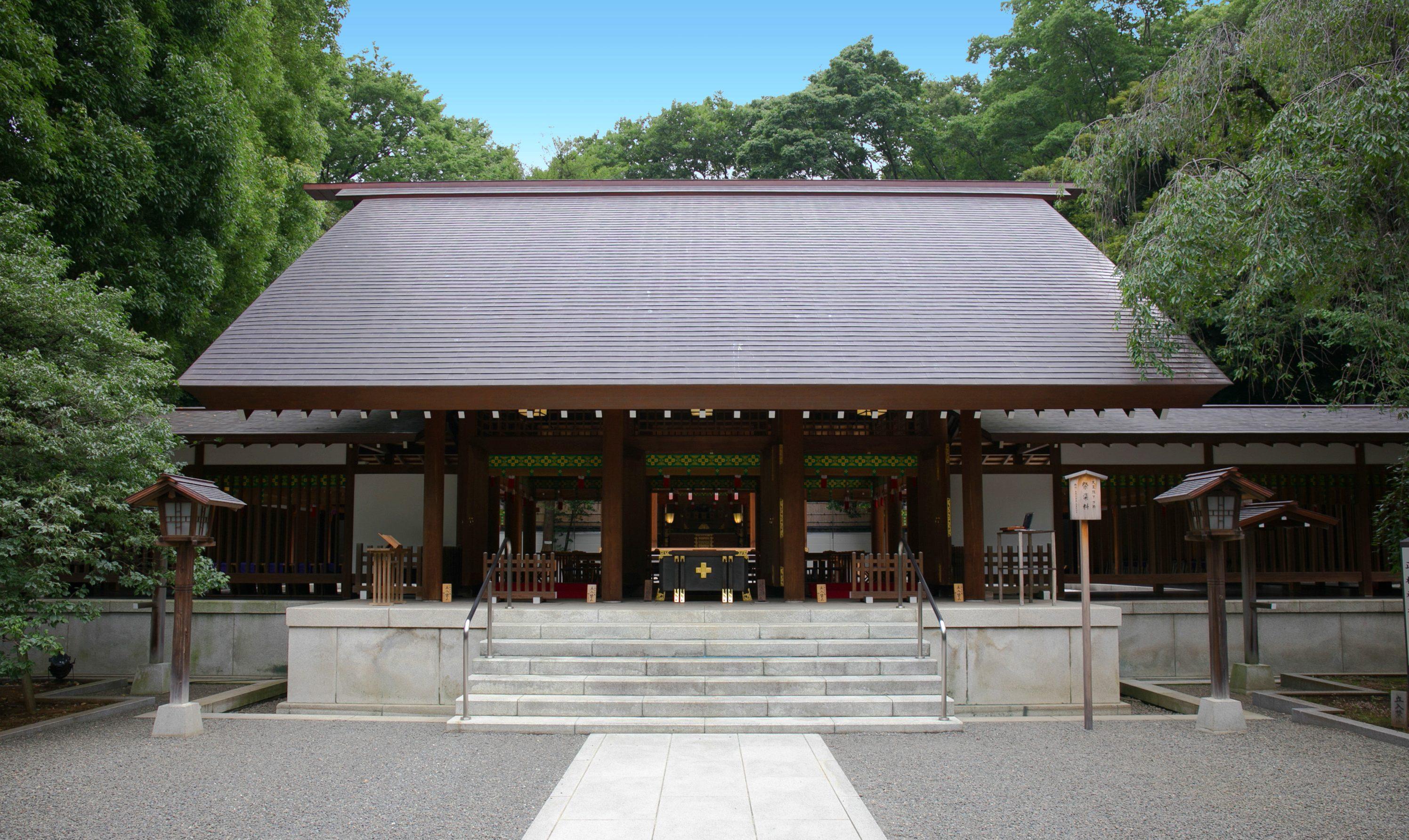 乃木神社での挙式案内   神社結婚式プロデュース 京鐘