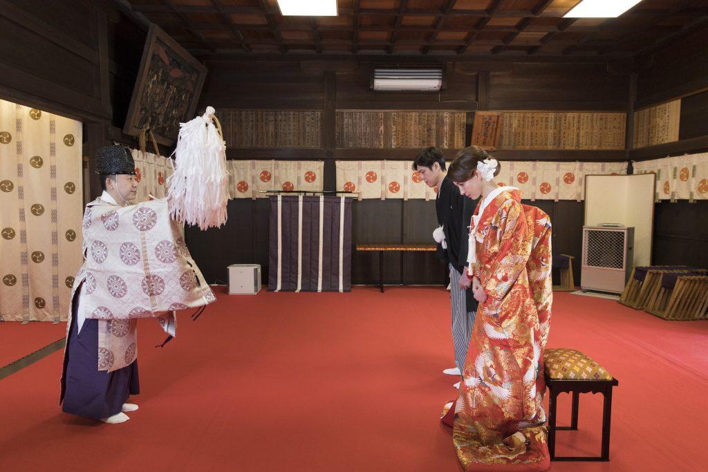 七社神社結婚式3