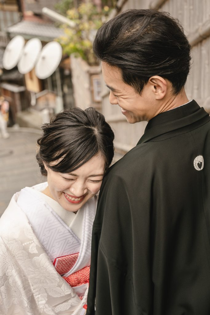 【京都前撮りご利用】ご新郎ご新婦様