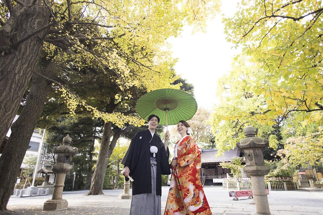 七社神社【東京】