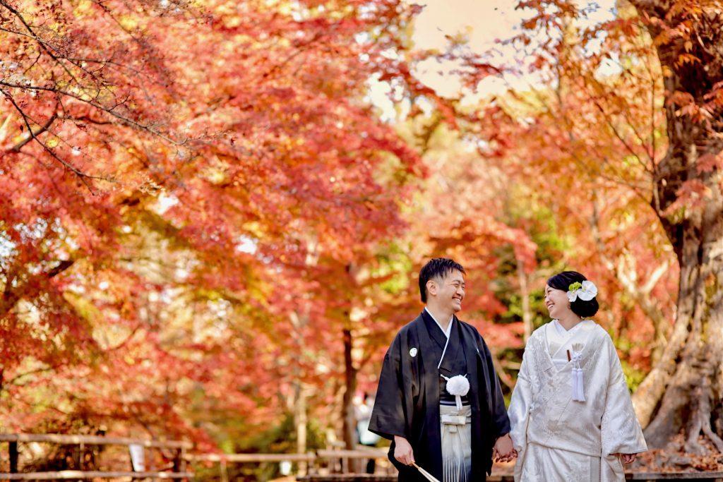 【京都前撮りご利用】T様・T様