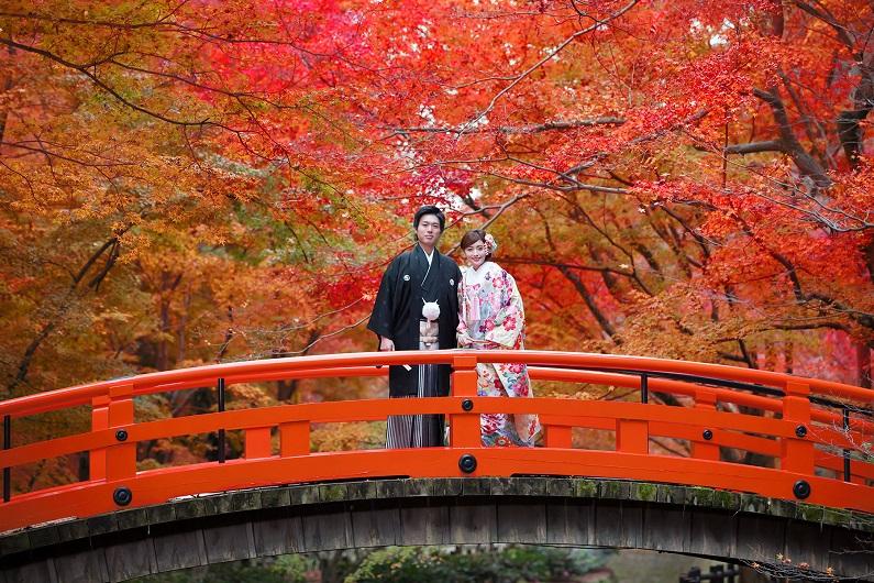 北野天満宮(結婚奉告祭) ※2021年6月末迄