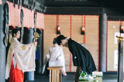 【京都店】期間限定 北野天満宮結婚奉告祭【和婚・写真】