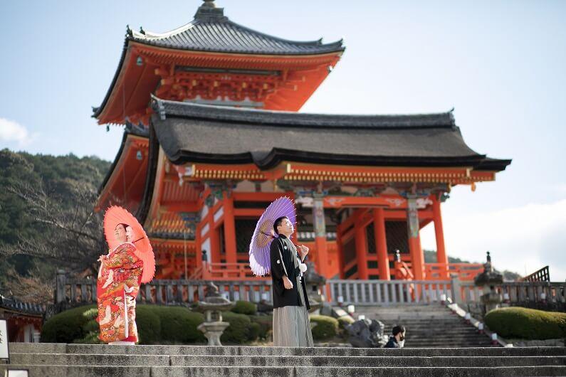 清水寺(結婚奉告祈願会)