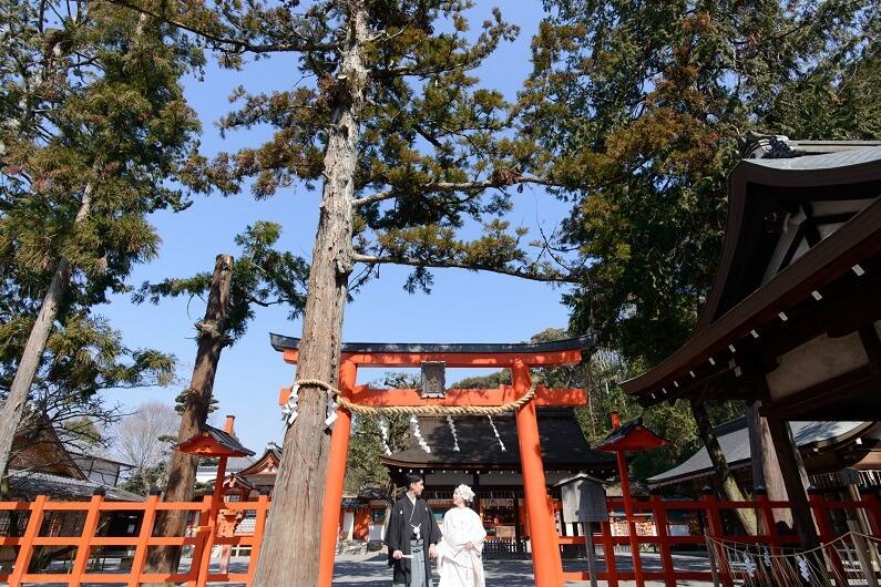 京都 吉田神社(平日限定)