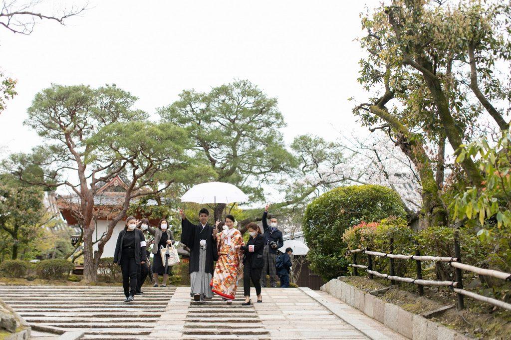 【京都前撮りご利用】N様・N様