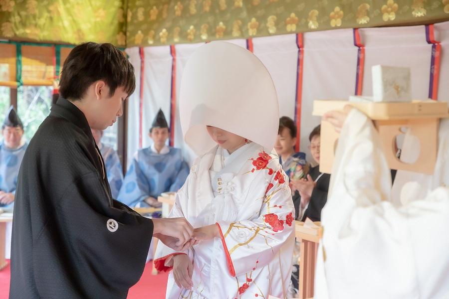 【想い出結婚式ご利用】K.K様 K.A様