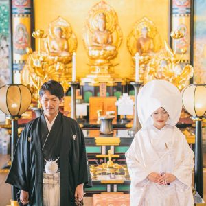 仏前結婚式