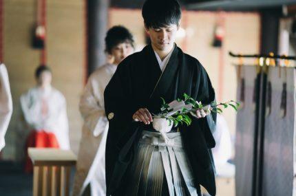 【京都店】2021年限定 北野天満宮結婚奉告祭【和婚・写真】
