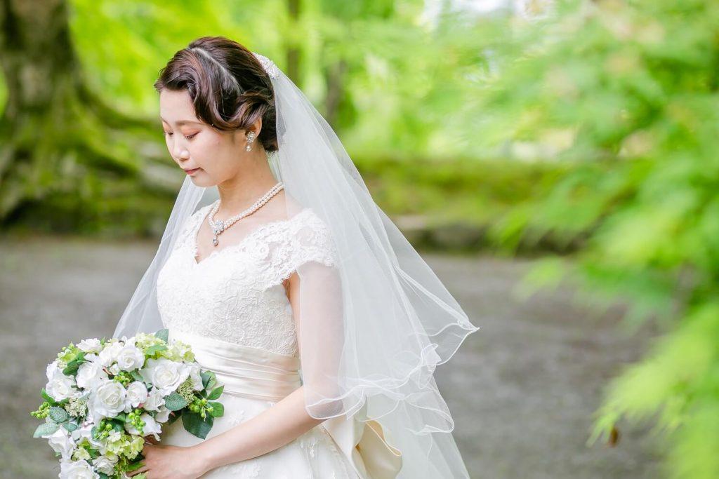 【京都前撮りご利用】 ご新郎様・ご新婦様