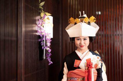 ●京都店|かつら体験付・本格和装試着フェア【白無垢・色打掛】